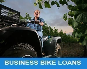 business motorbike loans, motorcycle finance, motorbike loans for business, abn loans, self employed, farmer, agricultural, self declared loans, lo doc motorbike loans, ag,rural,farm,farmer,post,postal,courier,